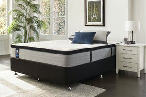 Mason Firm Queen Bed by Sealy Posturepedic