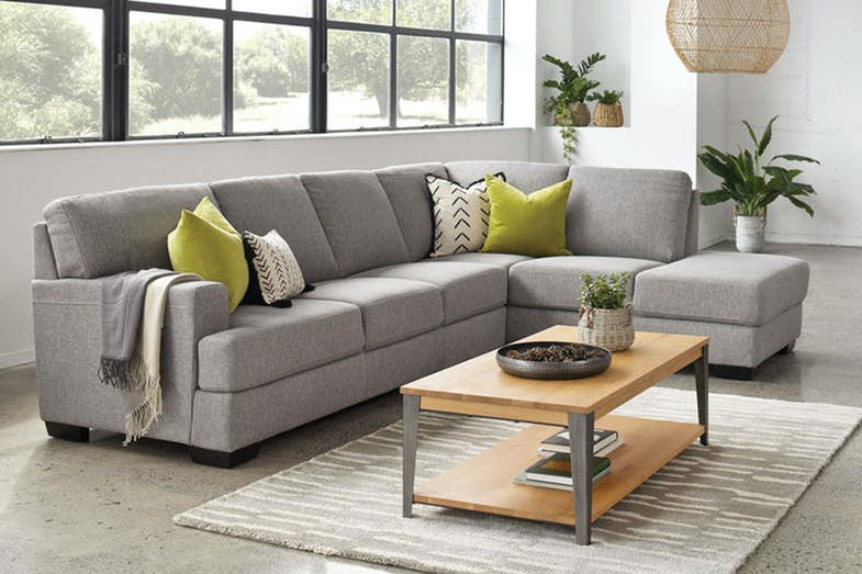Greyson 4 Seater Corner Chaise