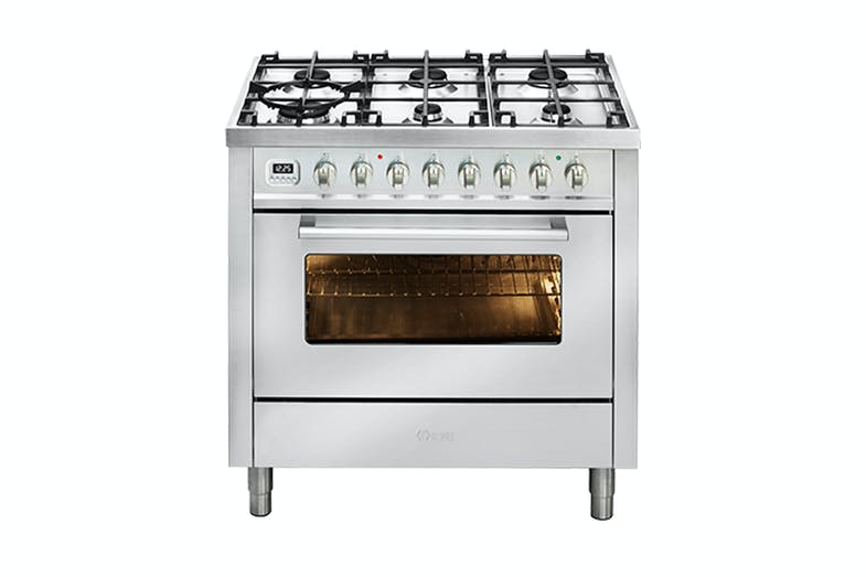 ILVE 90cm Freestanding Oven w/ Gas Cooktop
