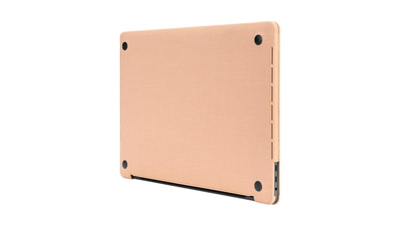 "Incase Textured Hardshell for MacBook Pro 15"" - Blush Pink"