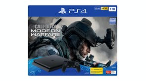 PlayStation 4 1TB Call of Duty Modern Warfare Bundle (MA)