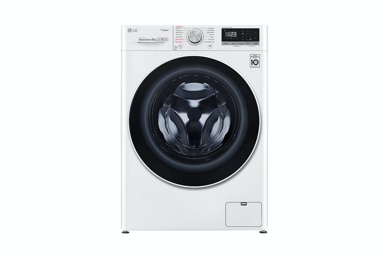 Image of LG 8kg Front Loading Washing Machine