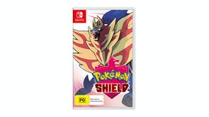 Nintendo Switch Pokémon Shield (PG)