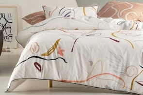 Kin Duvet Cover Set by Savona