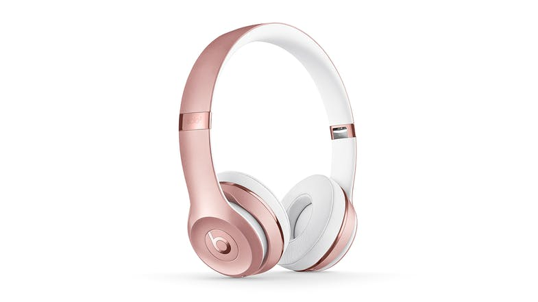 Beats Solo3 Wireless Over-Ear Headphones - Rose Gold