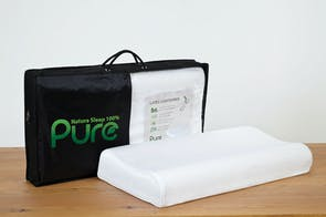 Natura Pure Contour Latex Pillow by Sleep Systems