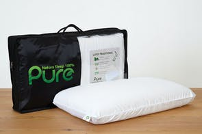 Natura Pure Traditional Latex Pillow by Sleep Systems