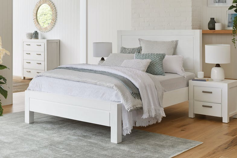 Astor King Bed Frame by John Young Furniture