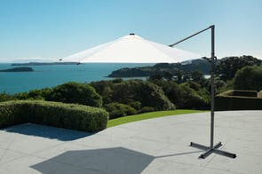 Breeze 3m Cantilever Outdoor Umbrella by Peros