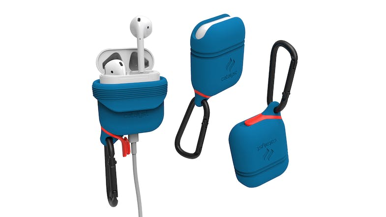 Catalyst Waterproof Case for AirPods - Blue/Orange