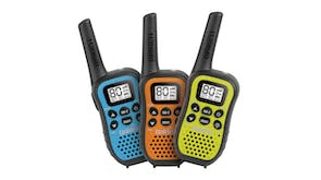 Uniden UH45-3 UHF Handheld Radio - Triple Pack