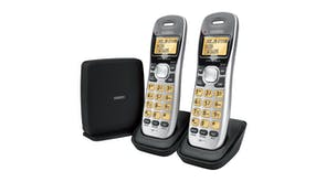 Uniden DECT1730+1 Twin Handset Separate Base TAM
