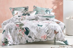 Papillon Duvet Cover Set by Savona