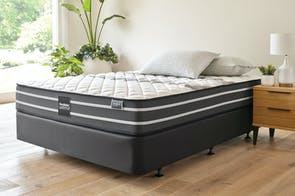 Posture Care Firm Queen Bed by Sleepmaker