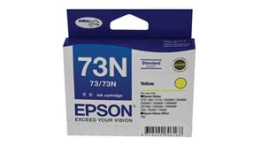 Epson 73N Ink Cartridge - Yellow