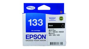 Epson 133 Black Ink CartridgeEpson 133 Black Ink Cartridge