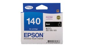 Epson 140 High Capacity Ink Cartridge - Black