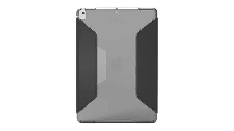 STM Studio Case for iPad 7th/8th Gen /Air 3/Pro 10.5 - Black/Smoke