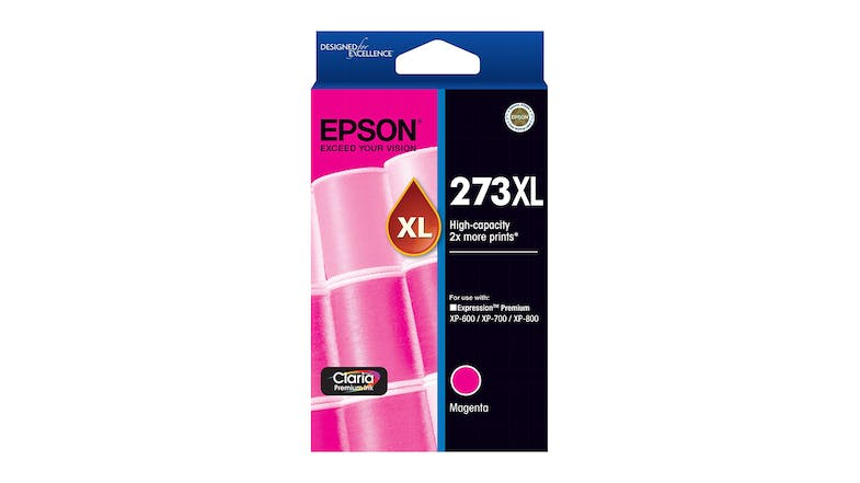 Epson 273XL High Capacity Ink Cartridge - Magenta