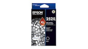 Epson 252XL High Capacity DURABrite Ultra Ink Cartridge - Black