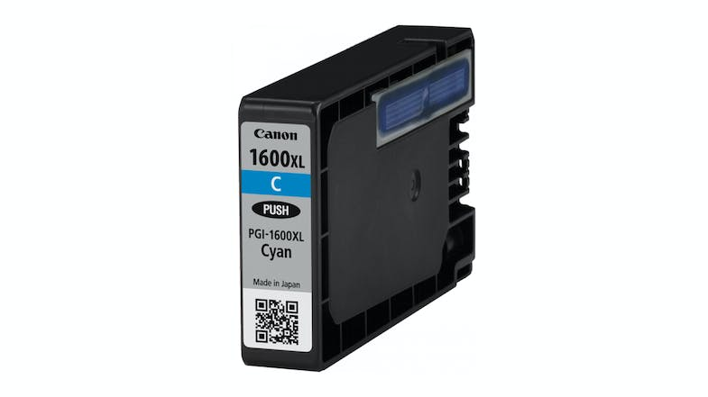 Canon PGI-1600XL Ink Cartridge - Cyan