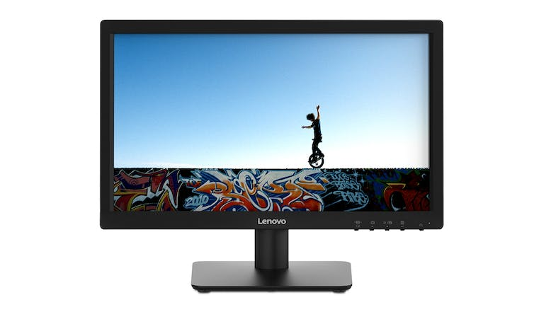 "Lenovo 18.5"" D19-10 HD Monitor"