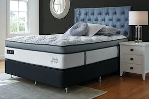 Astoria Soft Single Bed by King Koil