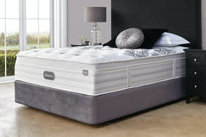 Reign Soft Queen Bed by Beautyrest