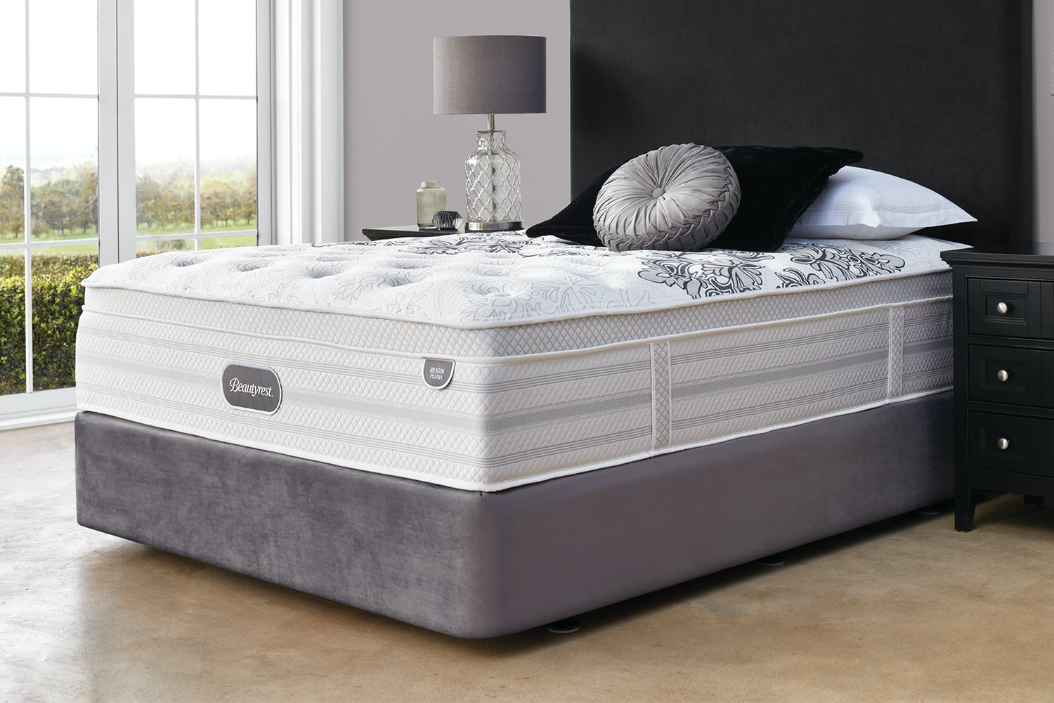 Image of Reign Soft King Bed by Beautyrest
