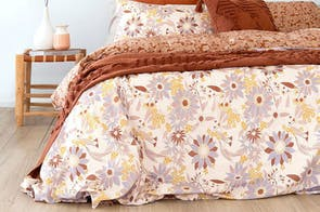 Delilah Duvet Cover Set by Bambury