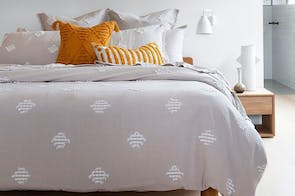 Ida Duvet Cover Set by Bambury