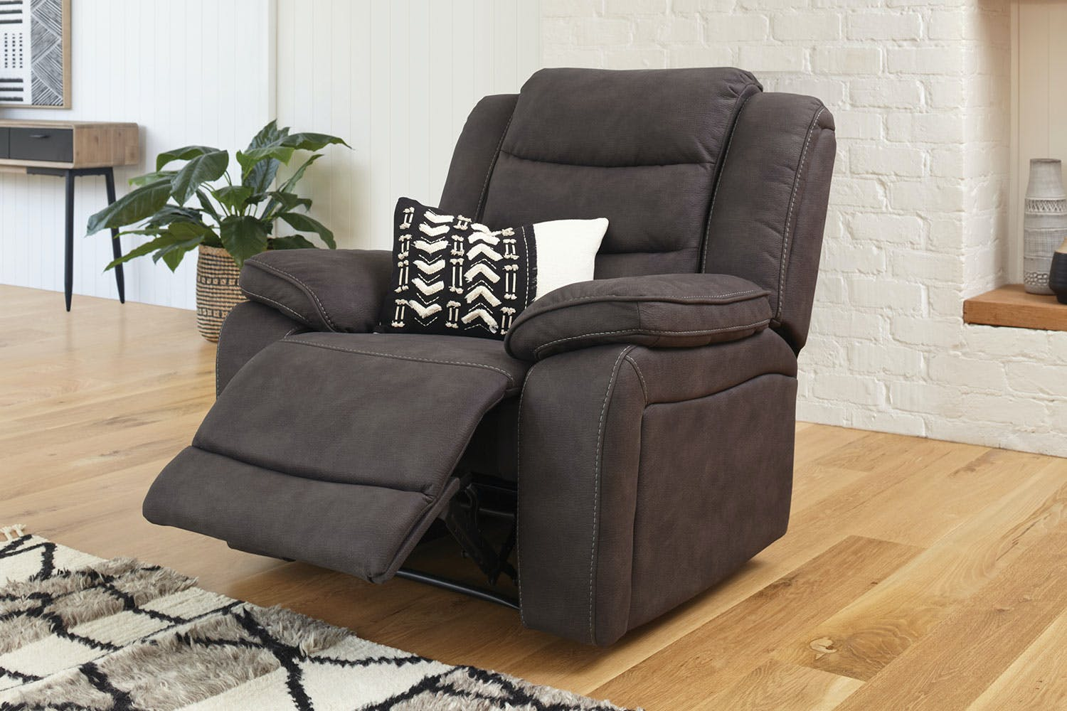 Turner Fabric Recliner Chair