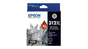 Epson 312XL High Capacity Claria Photo HD Ink Cartridge - Black