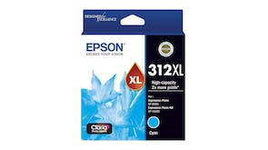 Epson 312XL High Capacity Claria Photo HD Ink Cartridge - Cyan