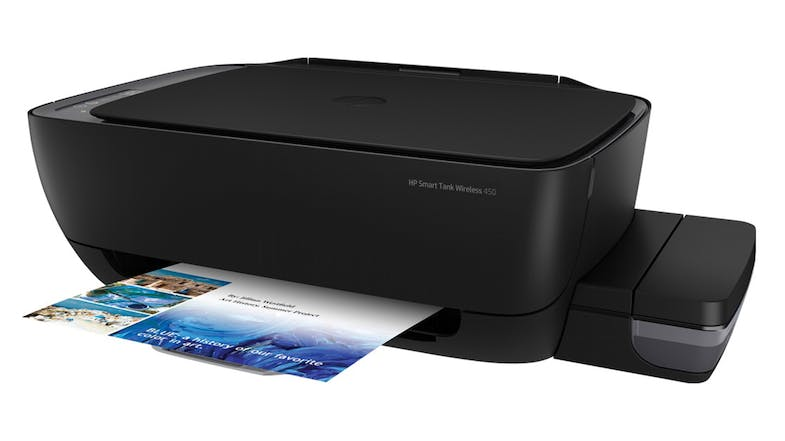 HP Smart Tank 450 All-in-One Printer