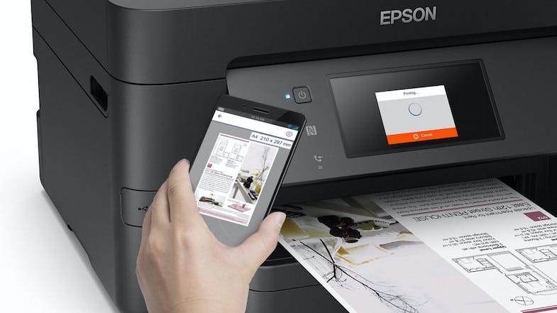 Epson WorkForce Pro WF-3725 All-in-One Printer