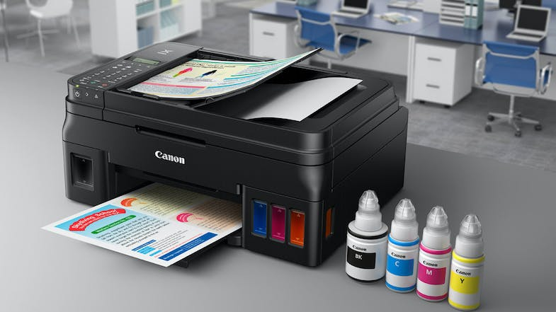 Canon Pixma Endurance G4610 All-in-One Printer
