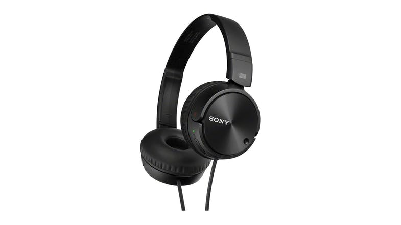 Sony MDR-ZX110NC Noise Cancelling On-Ear Headphones