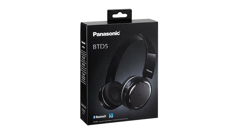Panasonic RP-BTD5E Bluetooth Over-Ear Headphones