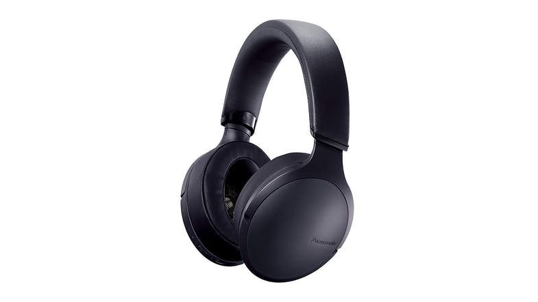 Panasonic HD305B Wireless On-Ear Headphones
