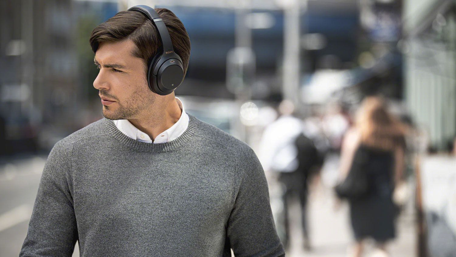 Sony WH1000XM3 Wireless Noise Cancelling Over-Ear ...