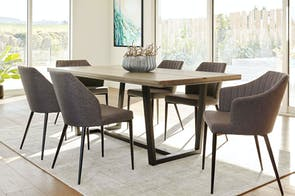 Wyuna Bay 7-Piece Dining Suite  by Sorensen Furniture