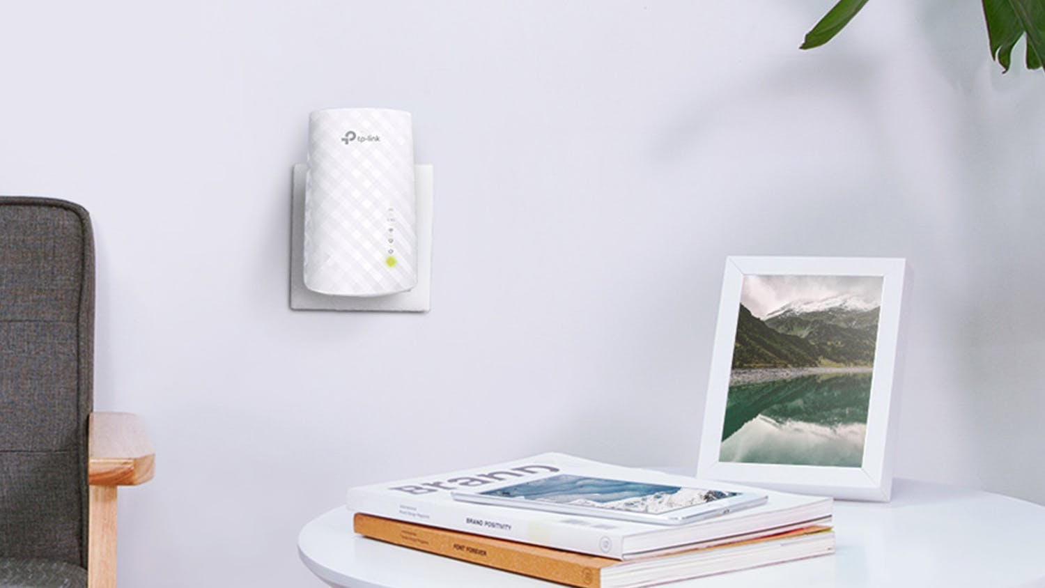 TP-Link AC750 Dual Band Wi-Fi Range Extender