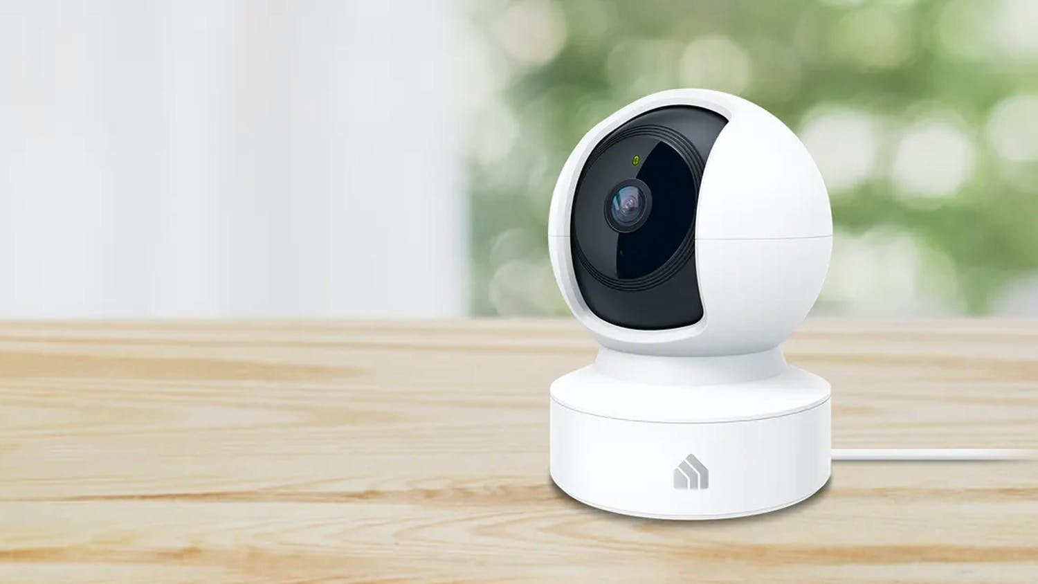 TP-Link Full HD WiFi Pan-Tilt Smart Home Camera