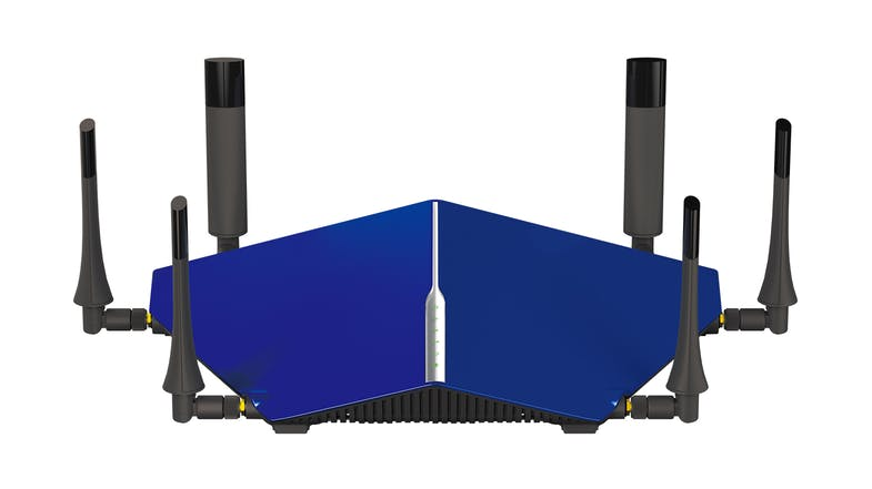 D-Link TAIPAN AC3200 Ultra Wi-Fi Modem Router