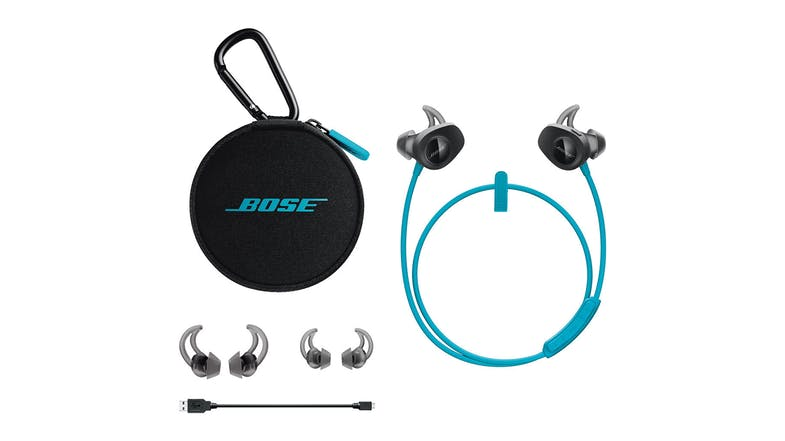 Bose SoundSport Wireless In-Ear Headphones - Aqua