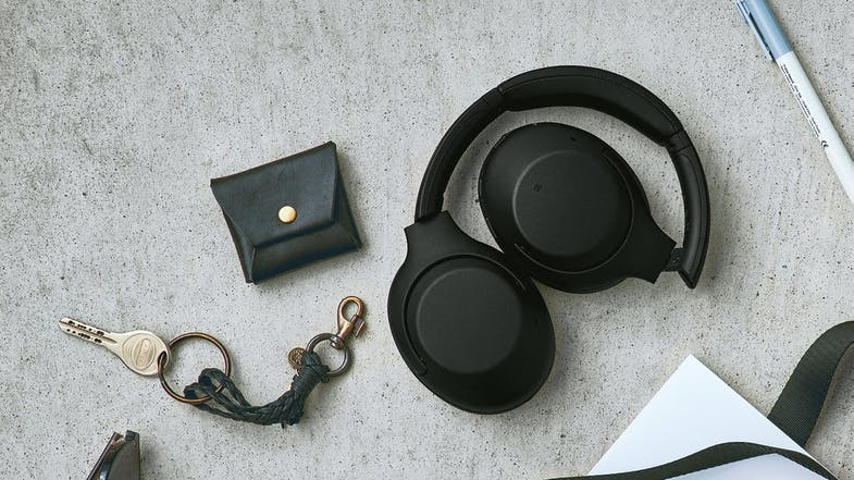 Sony Extra Bass WHXB900N Noise Cancelling Over-Ear Headphones