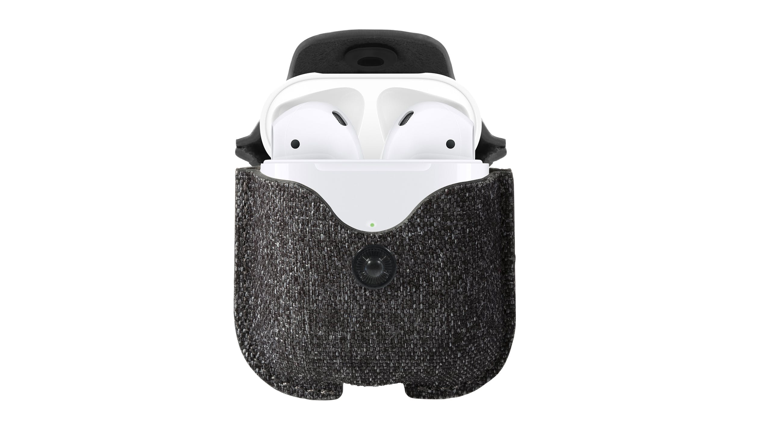 Twelve South Airsnap For Airpods - Dark Grey