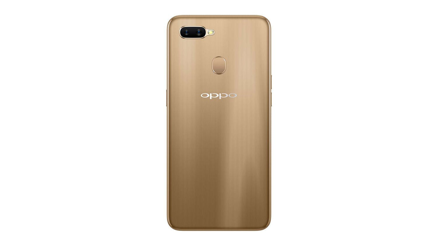 2degrees Oppo AX7 Smartphone - Gold