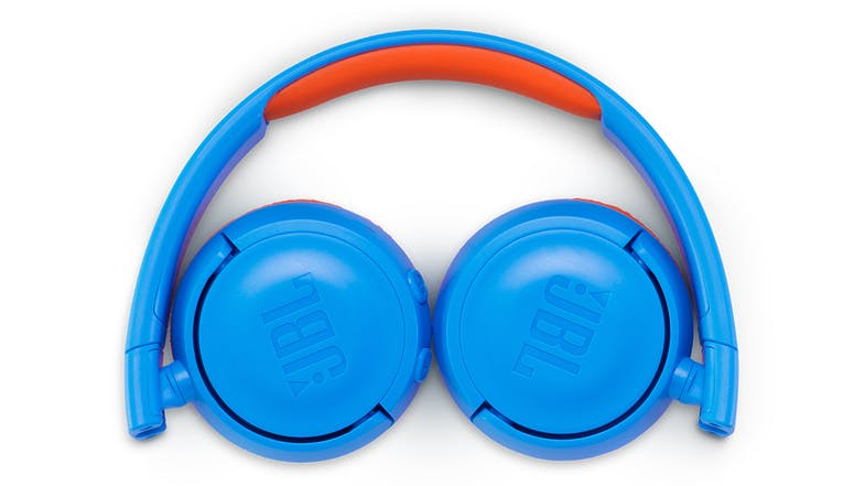 JBL JR300 Kids Wireless On-Ear Headphones - Blue